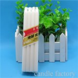 China Professional producir Blanco personalizado velas de boda