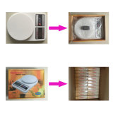 Mini Digitals pesant l'échelle Pocket de cuisine des prix pour les récoltes vivrières