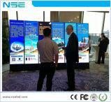 Bekanntmachen Hintergrundbeleuchtung-Foto-Rahmen-Bilderrahmen-Plakat-des Rahmens der Form-LED