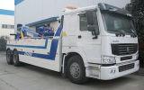 Caminhão de Wrecker da estrada de HOWO 6X4 para a venda