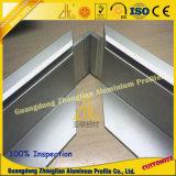 La fabbrica fornisce pagina di comitato solare di alluminio 6063 T5