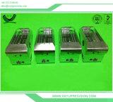 Kundenspezifischer Maschine ALUMINIUMCNC, der Parts/CNC maschinell bearbeitet Selbstersatzteile dreht