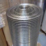 Rullo saldato galvanizzato tuffato caldo della rete metallica del piccolo calibro