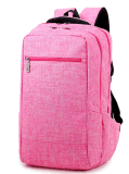 Laptop van de manier van 2017 de Roze Zak van de Rugzak voor Zaken, School, Reis, Vrije tijd, de Zak zh-Cbj31 van de Computer (19)