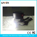 Minihaupt5W beleuchtungssystem mit 3PCS LED Birnen, 10 -Ein im Kabel