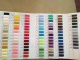 Fils de polyesters colorés pour les chaussettes et les vêtements 75D 150d