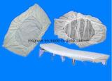 使い捨て可能なPPの非編まれた伸張器のベッド・カバー