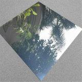 Farbe Painticolor Farbanstrich anodisierte Aluminiumspiegel-Blätter