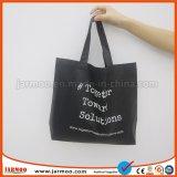 La bolsa no tejido personalizado para ir de compras y la promoción