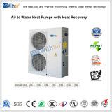 De Warmtepompen van de Verwarmer van het Water van het huis