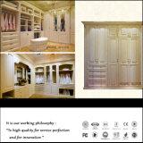 كلاسيكيّة [ل-شبد] [سليد ووود] [ولك-ين كلوست] خشبيّة غرفة نوم خزانة ثوب