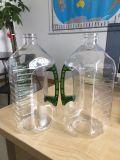 Пластиковый растянуть Полуавтоматическая руководство по эксплуатации машины литьевого формования для выдувания расширительного бачка