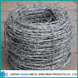 Clouded Barbed Wire, Galvanized Barbed Wire