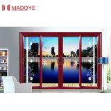 Porte coulissante des prix bon marché d'offre d'usine de la Chine pour la résidence classieuse