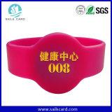 Wristband Passive RFID Hf Nylon для терпеливейшего идентификации