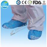 مستهلكة بلاستيكيّة [ب] أحذية تغطية