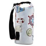 500d à prova de impressão PVC Ocean Secarem Bag