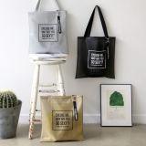 Moda coreano malhagens de Nylon personalizados mala bolsa Sacola de Compras para senhora mulheres