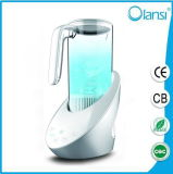 Haushalts-Wasserstoff-Wasserbehandlung-Gerät H3 mit Alkline Wasserstoff-Wasser-Filter-Maschine der Olansi Fertigung-Familien-Gebrauch-Wasserstoff-Wasser-Flasche Spanien