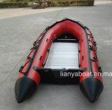 Liya 26.5m de Vouwbare Rubber Opblaasbare Boot van pvc in China