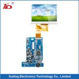 4.3タッチ画面とのTFT LCDの表示の解像度480X272の高い明るさ200mcd