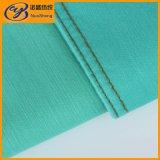 8.5OZ Bright Green Tecidos de algodão de raiom de poliéster Spandex Denim