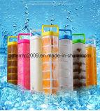 Kop van het Water van PC van de Kinderen van het ijs op een stokje de Draagbare met de Dekking van de Doek