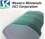 西部MinmetalsのNのタイプ伝導性の単一水晶のシリコンの薄片2-8のインチ