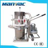 Recolha de resíduos eléctricos aspirador industrial com ventilador regenerativa