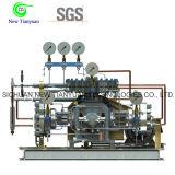alto Presssure compresor de gas de trabajo del diafragma de la membrana de 32MPa