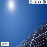 Riduzione dell'applicazione di inquinamento del comitato solare monocristallino di 280W PV