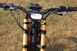 bicicleta elétrica de alta velocidade cheia de Enduro Ebike da suspensão de 48V 1500W