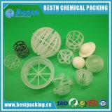 PPの空の球、プラスチックポリプロピレンのPolyhedral球(PPのPE、PVC)
