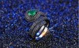 De super Koele Ring van de Kleding van de Vorm van de Slang voor de Koningin van de Nachtclub