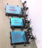Tsa-01 설명서는 쇼핑 백을%s 기계, t-셔츠를 인쇄하는 편평한 실크 스크린을 운영한다