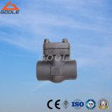 clapet anti-retour en acier compact de l'oscillation 800lb/1500lb (GAH64H)