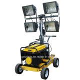 Bergbau, Aufbau-Aufsatz-Lichter für beweglichen Gebrauch