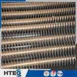 Tipos diferentes de la caldera del cambiador de calor economizador H Aleta Tubo