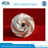 Conception du moule de compression SMC OEM pour Waterleaf de Dongguan Factory