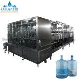자동적인 18.9L 5개 갤런 배럴 병에 넣은 물 채우는 캡핑 기계