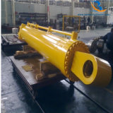 Estándar de servicio pesado cilindro hidráulico para la construcción vehículo