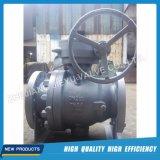 Válvula de esfera da alavanca/engrenagem/atuador elétrico/atuador pneumático