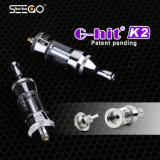 Seego G-A heurté la cartouche du vaporisateur K2 vide pour le liquide d'E