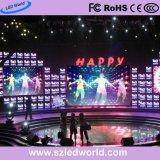 P3.91, P4.81, P5.68, P6.25 Innenvideowand der miete-LED für Stadiums-Leistung mit den 500mmx500mm Schränken