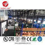 Elevado padrão 305m passou no teste Superlink CCTV cabo coaxial RG6