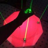 Venta caliente láser Oval LED brillante etapa de la pista de baile