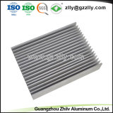 Disegno del dissipatore di calore dell'espulsione di profili dell'alluminio del materiale da costruzione
