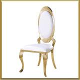 2017 حادث حديث تأجيريّ يتزوّج ذهبيّة بيضويّة جلد مأدبة يتعشّى كرسي تثبيت