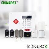 Allarme antifurto senza fili della casa astuto più caldo RFID Cid GSM (PST-G66B)