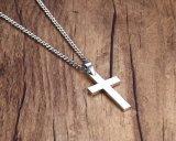Креста моды золотых ювелирных изделий из нержавеющей стали подарков украшения цепочка